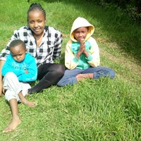 Kenyan au pair searching for a sweet family