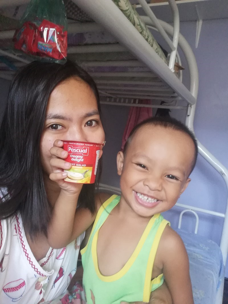 Filipino Au pair who looking for a sweet and happy family.