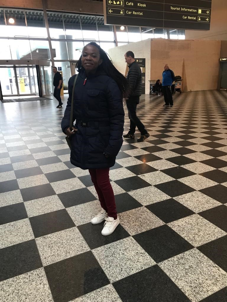 Zambian  au pair searching a family in Denmark