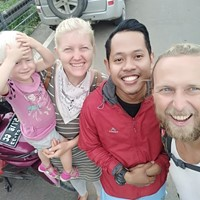 Indonesian seeking Aupair for soon