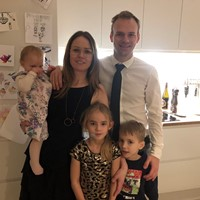 Family with 3 children looking for an aupair