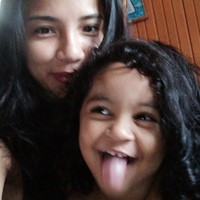 Brazilian nanny of 2 years old twins