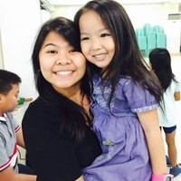 Kid at heart and caring Filipina au pair
