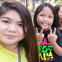 Filipina Au pair working in Singapore as nanny