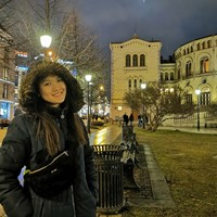 Filipina Au pair from Norway