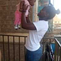 An au pair from Kenya looking for a family.