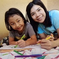 A nice hardworking aupair looking for host family