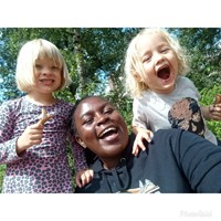 African au pair searching a family in Denmark