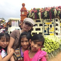 Filipino au pair searching for a host family