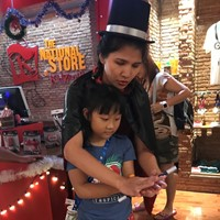 Thai au pair searching a family
