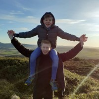 first-time au pair from scotland
