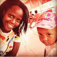 I love and treasure kids.