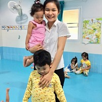 Au Pair from Thailand