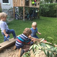 Family in Hamburg looking for Danish Au-Pair